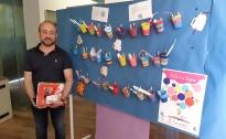 Participación en el fomento de las bibliotecas escolares