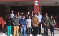 Visita al centro alumnado 2º ESO de Castril