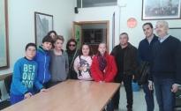 Visita alumnado CEIP Campo del Rey